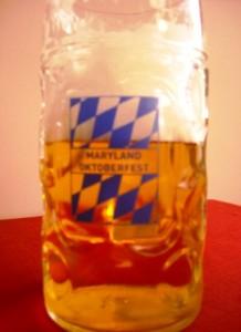 Official Maryland Oktoberfest Mug
