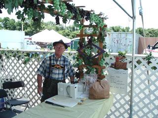 Hans' Wine Garden @ Kickers 1st Springfest