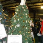 Buergerverein Christmas Tree at Kennedy Krieger Festival of Trees
