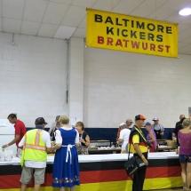 Baltimore Kickers Wurst